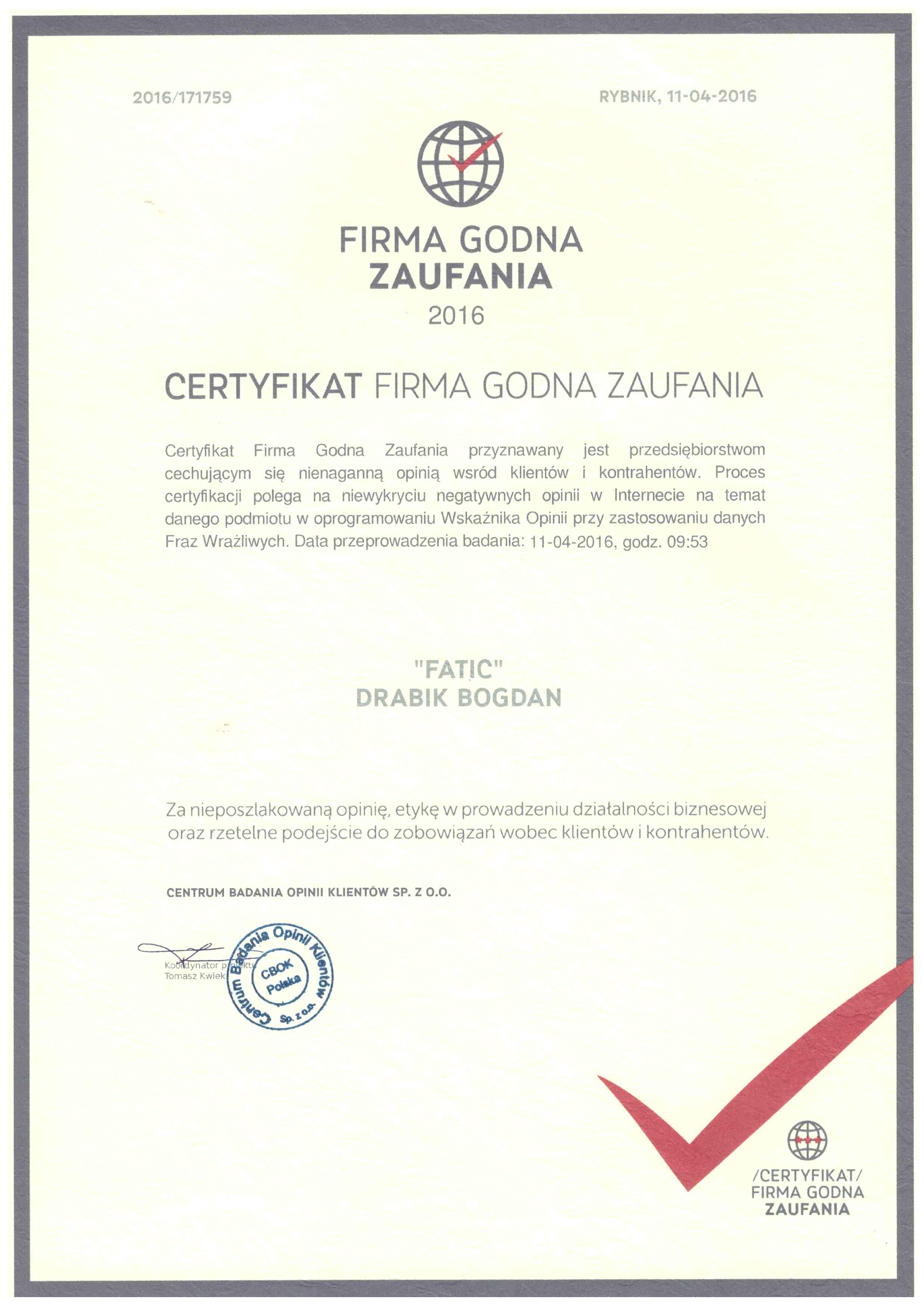 firma godna zaufania (1)